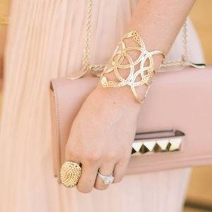 Kendra Scott Rare Retired Cuff Bracelet